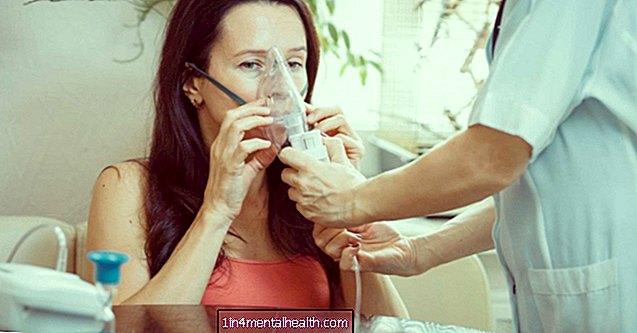 Nebulizadores: o que são e como usá-los - asthma