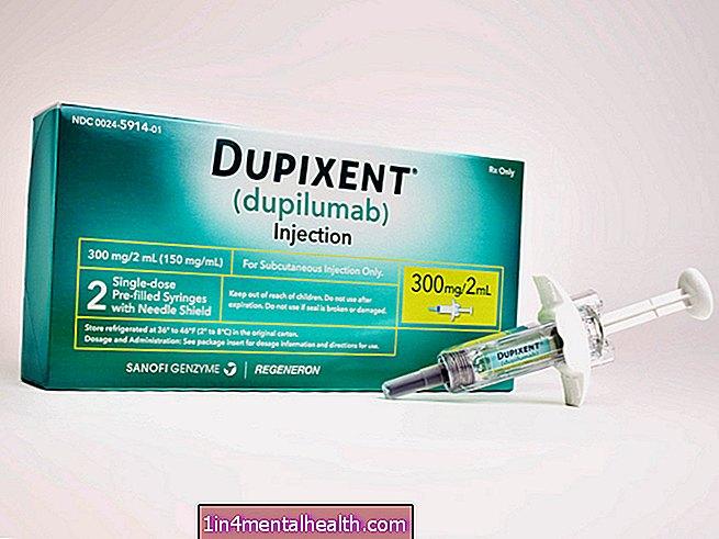 Dupixent (dupilumab) - atopic-dermatitis--eczema